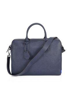 Uri Minkoff | Fulton Leather Briefcase Bag