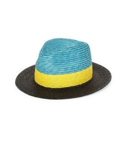 Paul Smith | Tri-Block Woven Hat