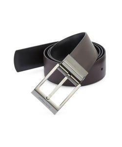 Salvatore Ferragamo | Square Buckle Leather Belt
