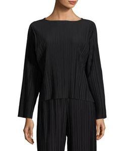 The Row | Riton Pleated Blouse
