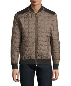 Salvatore Ferragamo | Long Sleeve Puffer Quilted Jacket