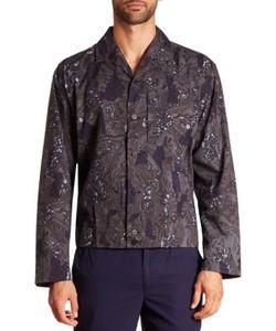 Issey Miyake | Marble Long Sleeve Shirt