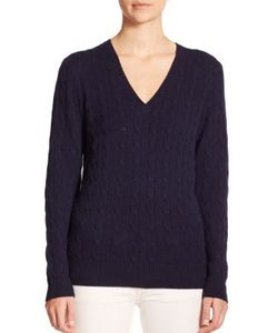 Polo Ralph Lauren | Cashmere Cable-Knit Sweater