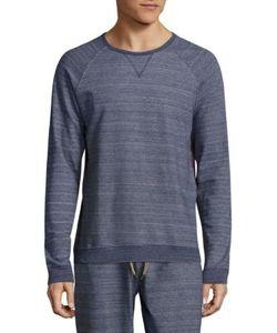 Paul Smith | Striped Raglan Sweatshirt