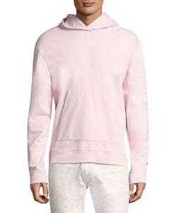 John Elliott   Hooded Cotton Pullover