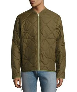 Ovadia & Sons | Yardon Reversible Quilted Jacket
