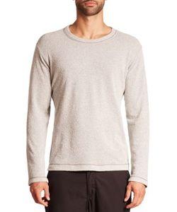 Issey Miyake | Boucle Knit Sweatshirt