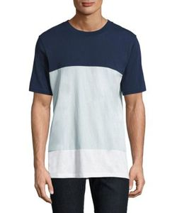 Rag & Bone | Colorblock Short Sleeve Tee