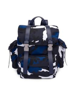 Valentino | Camouflage Backpack