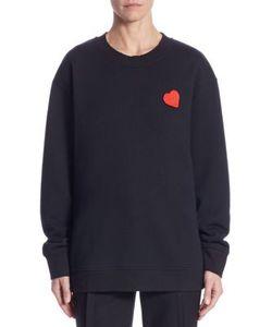 Jason Wu   Grip-Tape Emoji Sweatshirt