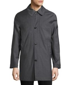 Paul Smith | Long Sleeve Wool Coat