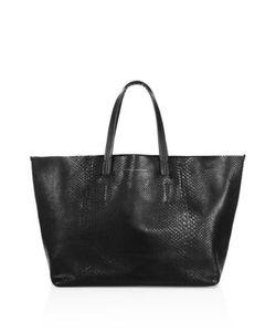 Victoria Beckham | Python Leather Tote