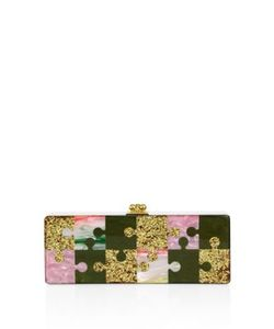 Edie Parker | Flavia Puzzled Clutch