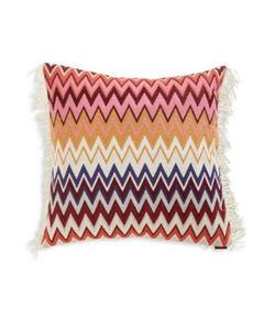 Missoni Home | Margot Embroidered Cushion