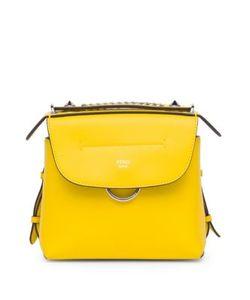 Fendi   Back To School Leather Mini Backpack
