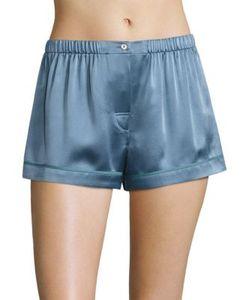 Araks | Tia Silk Charmeuse Boxer Shorts