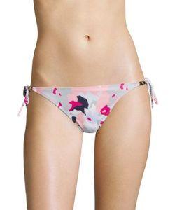 Heidi Klein | Printed Rope Tie-Side Bikini Bottom