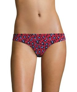 Stella McCartney | Animal Classic Printed Bikini Bottom