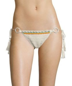 Anna Kosturova   Savannah Crochet Bikini Bottom