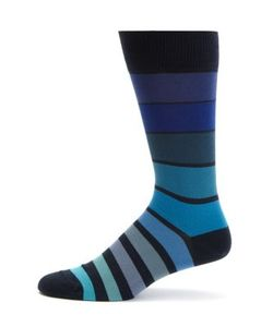 Paul Smith | Bar Striped Knitted Socks 3 Pack