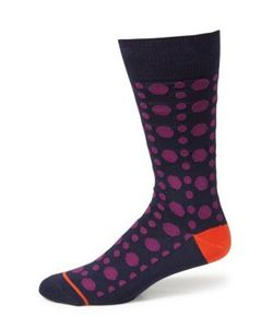 Paul Smith | Dotted Woven Socks