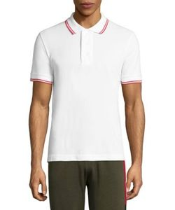 Bally | Tipped Cotton Polo