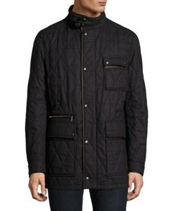 Salvatore Ferragamo | Long Sleeve Quilted Jacket
