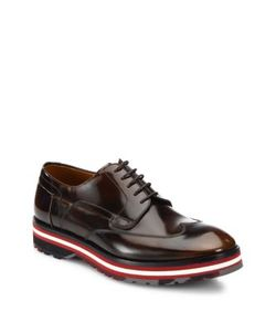 Bally | Morely Wingtip Leather Oxfords