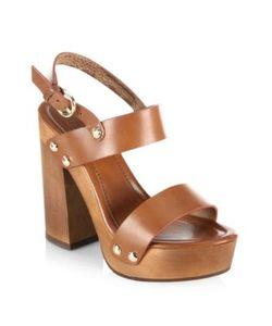 Joie | Dea Leather Platform Sandals