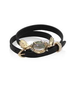 Alexis Bittar | Elements Array Adjustable Wrap Bracelet/Choker