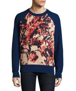 Salvatore Ferragamo | Textured Handstitched Sweater