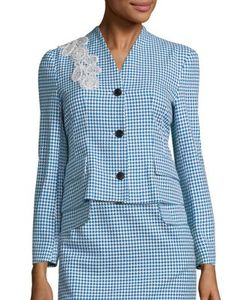 Creatures Of The Wind | Jepy Houndstooth Jacket