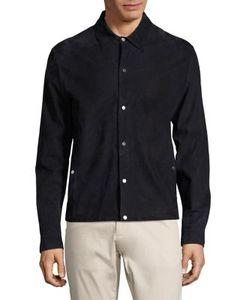 Vilebrequin | Suede Jacket Shirt