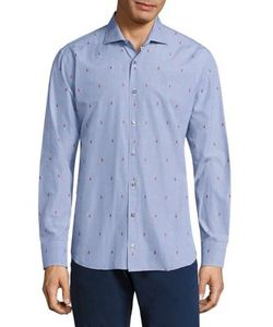 Vilebrequin | Jacquard Cotton Shirt