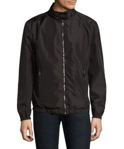 Salvatore Ferragamo | Reversible Nylon Jacket