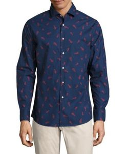 Vilebrequin | Seahorse Printed Shirt