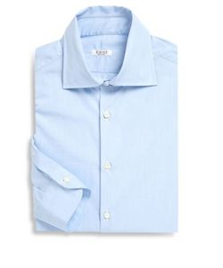 Isaia | Regular Fit Dress Shirt