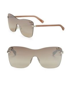 Jimmy Choo | 99mm Shield Sunglasses