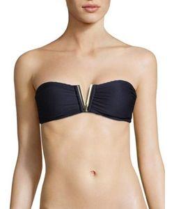 Heidi Klein | V-Bar Bandeau Bikini Top