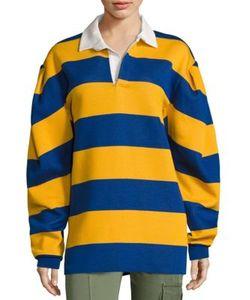 Marc Jacobs | Oversized Rugby Sweatshirt