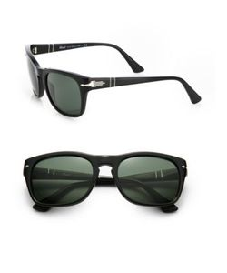 Persol | 54mm Square Acetate Sunglasses