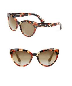 Oliver Peoples | Roella 55mm Mirro Cat Eye Sunglasses