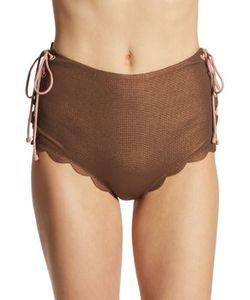 Marysia   Palm Springs Tie Bikini Bottom