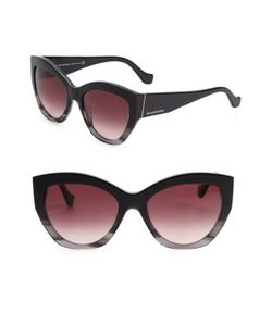 Balenciaga | 56mm Cat Eye Sunglasses