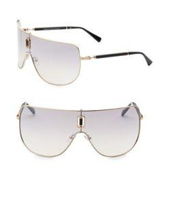Balmain | Michaela Aviator Sunglasses