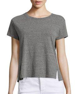 Amo | Essential Twist Short Sleeve T-Shirt