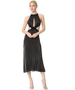 Cushnie Et Ochs | Длинное Трикотажное Платье
