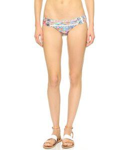 Ondademar   Tapestry Bikini Bottoms