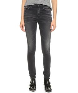 Goldsign | Brigitte High Rise Skinny Jeans
