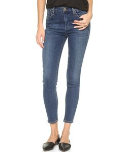 Goldsign | Virtual High Rise Skinny Jeans
